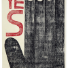 Nathaniel Russell's woodcuts illustration Posters
