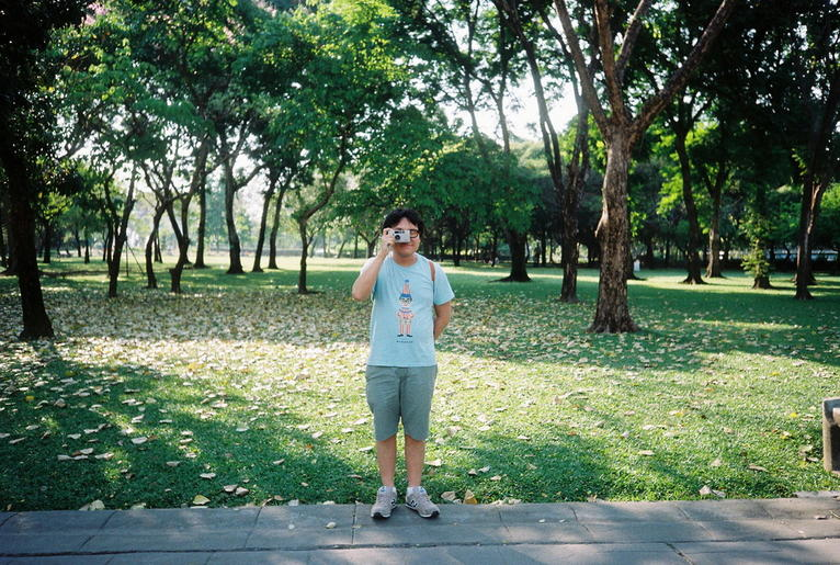 Romaneenart Park « File Magazine