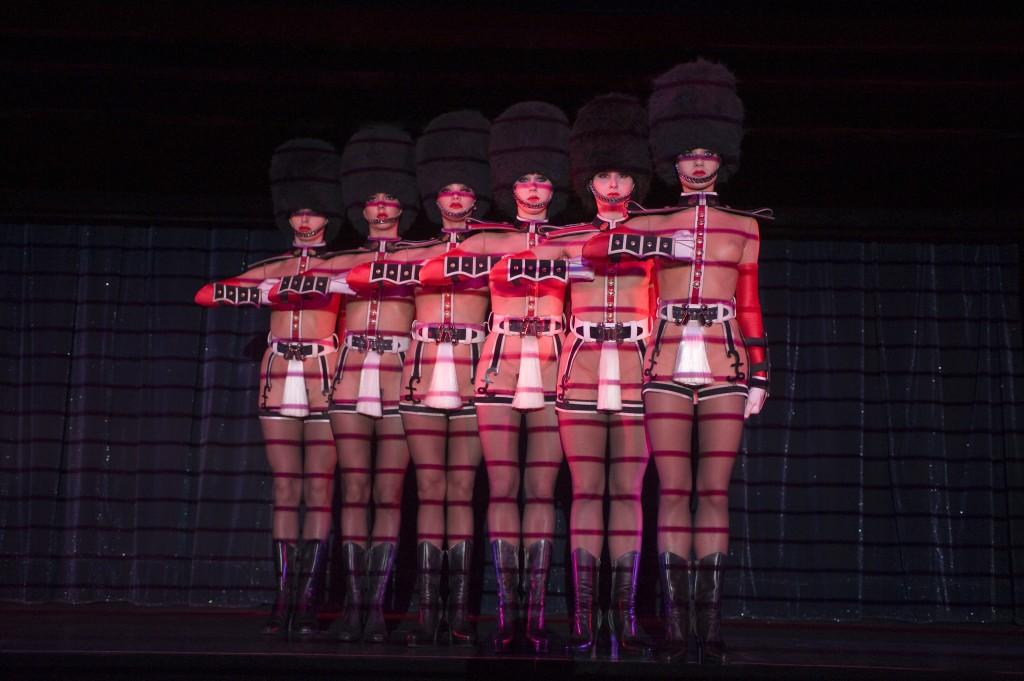 Crazy horse paris presents forever crazy the most avant garde cabaret