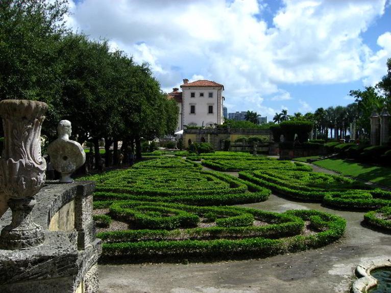 Vizcaya Museum And Gardens File Magazine