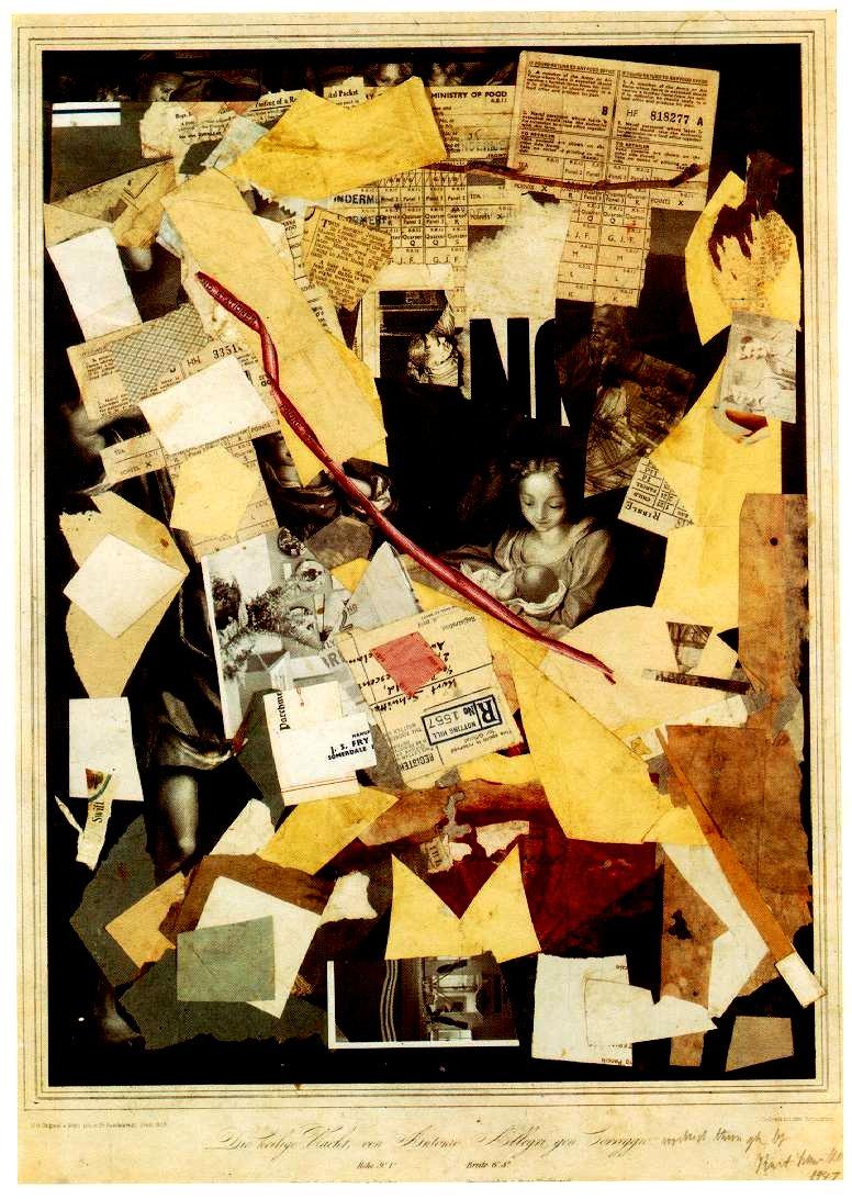 Merz: Schwitters In Britain « File Magazine