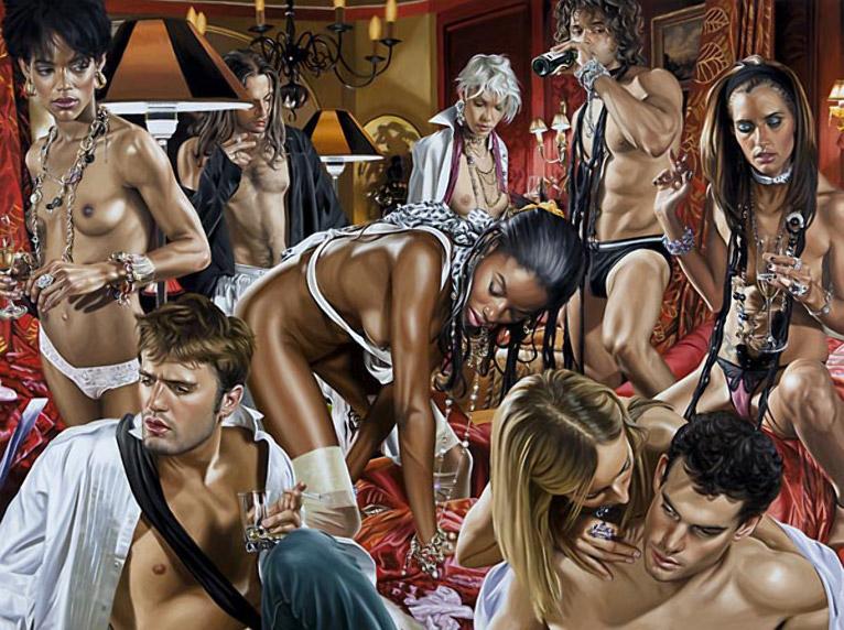 нравы современной молодежи порно онлайн